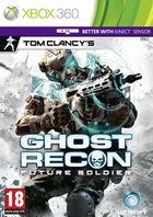 Portada oficial de de Ghost Recon: Future Soldier para Xbox 360