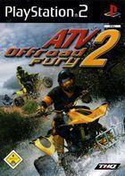 Portada oficial de de ATV Offroad Fury 2 para PS2
