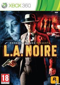 Portada oficial de L.A. Noire para Xbox 360