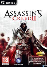 Portada oficial de Assassin's Creed: La Hermandad para PC