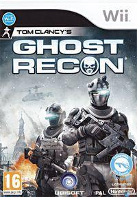 Portada oficial de Tom Clancy's Ghost Recon para Wii