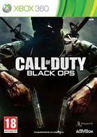 Portada oficial de de Call of Duty: Black Ops para Xbox 360