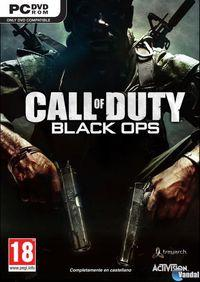 Portada oficial de Call of Duty: Black Ops para PC