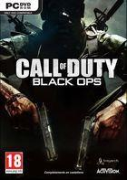 Portada oficial de de Call of Duty: Black Ops para PC