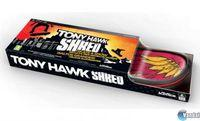 Portada oficial de Tony Hawk: Shred para PS3