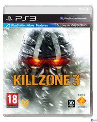 Portada oficial de Killzone 3 para PS3