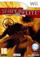 Portada oficial de de Sniper Elite para Wii