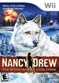 Portada oficial de Nancy Drew para Wii