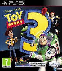 Portada oficial de Toy Story 3 para PS3