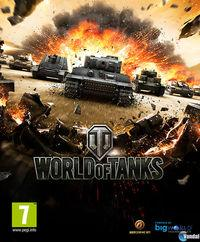 Portada oficial de World of Tanks para PC