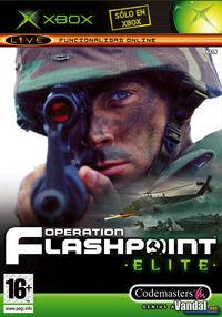 Portada oficial de Operation Flashpoint: Elite para Xbox