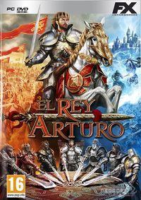 Portada oficial de El Rey Arturo para PC