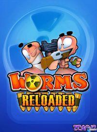 Portada oficial de Worms Reloaded para PC