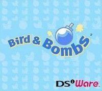 Portada oficial de Birds & Bombs DSiW para NDS