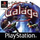 Portada oficial de de Galaga: Destination Earth para PS One