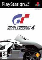 Portada oficial de de Gran Turismo 4 para PS2