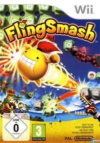 Portada oficial de FlingSmash  para Wii