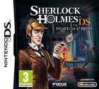 Portada oficial de de Sherlock Holmes y el Secreto de la Reina para NDS