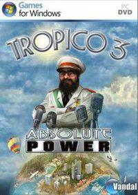Portada oficial de Tropico 3: Absolute Power para PC