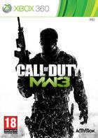 Portada oficial de de Call of Duty: Modern Warfare 3 para Xbox 360