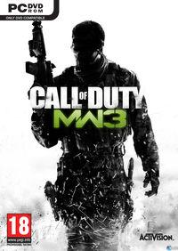 Portada oficial de Call of Duty: Modern Warfare 3 para PC