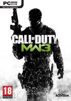 Portada oficial de de Call of Duty: Modern Warfare 3 para PC