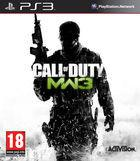 Portada oficial de de Call of Duty: Modern Warfare 3 para PS3