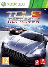 Portada oficial de Test Drive Unlimited 2 para Xbox 360