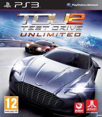 Portada oficial de Test Drive Unlimited 2 para PS3