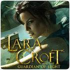 Portada oficial de de Lara Croft and the Guardian of Light PSN para PS3