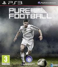 Portada oficial de Pure Football para PS3