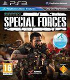 Portada oficial de de SOCOM: Special Forces para PS3