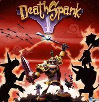 Portada oficial de DeathSpank PSN para PS3