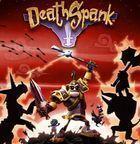 Portada oficial de de DeathSpank PSN para PS3