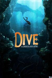 Portada oficial de Dive: The Medes Island Secret WiiW para Wii