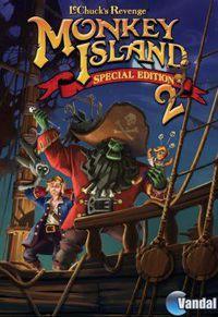 Portada oficial de Monkey Island 2: LeChuck's Revenge Special Edition para PC