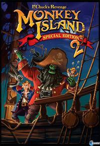Portada oficial de Monkey Island 2: LeChuck's Revenge Special Edition PSN para PS3
