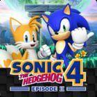 Portada oficial de de Sonic the Hedgehog 4: Episode II PSN para PS3