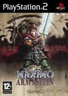 Portada oficial de de Maximo vs The Army of Zin para PS2