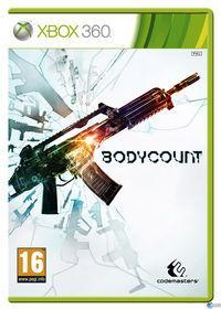 Portada oficial de Bodycount para Xbox 360