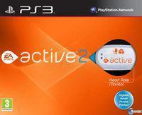 Portada oficial de EA Sports Active 2.0 para PS3