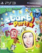 Portada oficial de de Start the Party para PS3