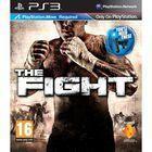 Portada oficial de de The Fight: Lights Out para PS3