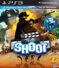 Portada oficial de The Shoot para PS3