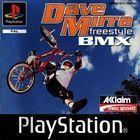 Portada oficial de de Dave Mirra FreeStyle BMX para PS One