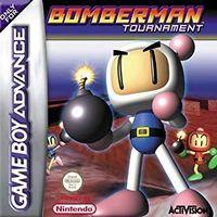Portada oficial de Bomberman Tournament para Game Boy Advance