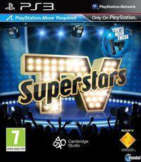Portada oficial de TV Superstars para PS3