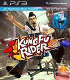 Portada oficial de de Kung Fu Rider para PS3