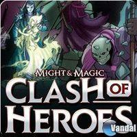 Portada oficial de Might & Magic: Clash of Heroes PSN para PS3