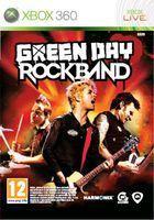 Portada oficial de de Green Day: Rock Band para Xbox 360